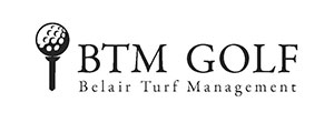 BTM Golf advertisement