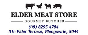 Elder Meat Store advertisement
