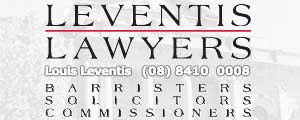 Leventis Lawyers advertisement