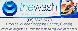 The Wash advertisement