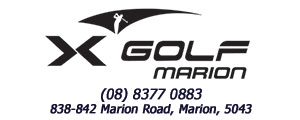 X-Golf Marion advertisement